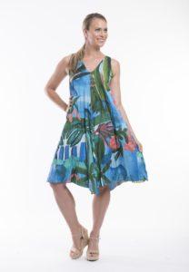 Orientique Reversible Beach Dress