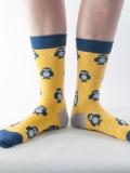 doris-dude-womens-yellow-penguin-socks-8695-160